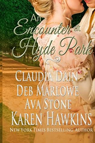 book cover of An Encounter at Hyde Park