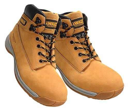 Bryson 18028 Dewalt-Stivali di sicurezza Extreme, misura 41, colore: grano