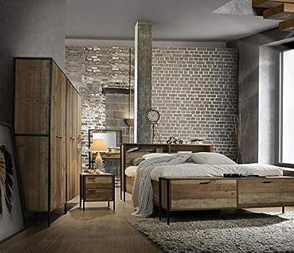 Timber Art Design Stretton 3 Piece Bedroom Furniture Set Wardrobe