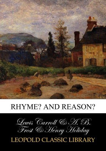 With Rhymes And Reason Pdf