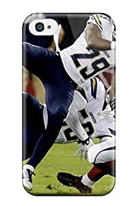 Lovers Gifts Iphone 4/4s Hard Back With Bumper Silicone Gel Tpu Case Cover Arizona Cardinals
