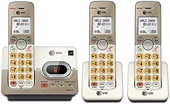 AT&T 3-Handset Expandable Cordless Phone