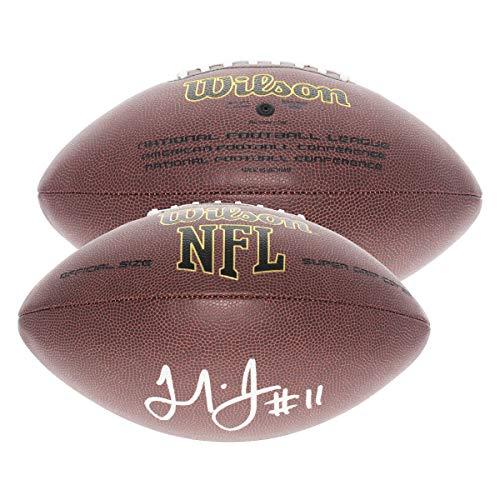 Jones Signed Football - Julio Jones Autographed Signed NFL Supergrip Football - JSA Authentic