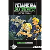 Fullmetal Alchemist Metal Simyacı-6