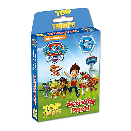 Top Trumps Paw Patrol Activity Pack Card Game | Educational Card Games