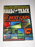 img - for Road and Track June 1975 Datsun 280Z (26) book / textbook / text book