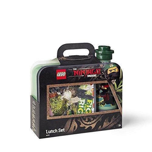 LEGO Ninjago Movie Lunch set, Sand Green by LEGO