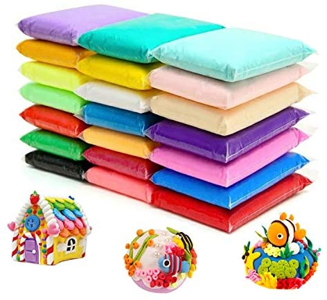 Colors Magical Modeling Plasticine Non Toxic product image