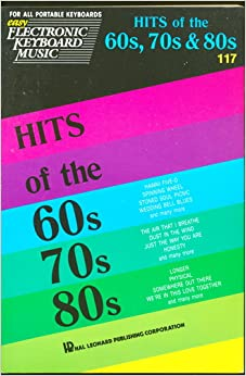 '80s Music Greatest Hits Book