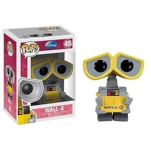 Funko POPディズニーSeries 4 Wall E 3 3 / 4インチアクションフィギュア人形おもちゃ B01GFKEYWI