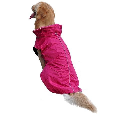 TOOGOO Ropa para Perro Sueter Calido Chaleco para Perro Camisa de Perro Ropa Abrigo Sudadera para