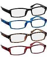 Glens Backup Reading Glasses Correction...