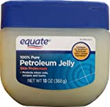 Equate 100% Pure Petroleum Jelly, 13oz, Compare to Vaseline