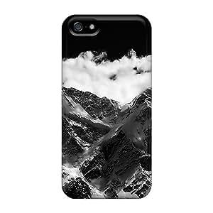 New Tpu Cover Case, Anti-scratch Phone Case For Iphone 5/5s, Custom Design