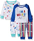 The Children's Place Baby Toddler Girls' 4-Piece