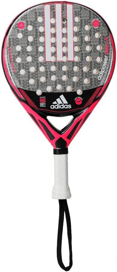 Adidas Adipower Junior Girl 1.9 - Pala de Pádel, Rosa, 360: Amazon.es: Deportes y aire libre