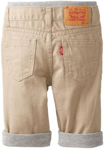 Levi's Baby Boys 514 Straight Fit Sullivan Pull On Pant