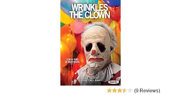 Amazon Com Wrinkles The Clown Wrinkles The Clown Michael Beach Nichols Movies Tv