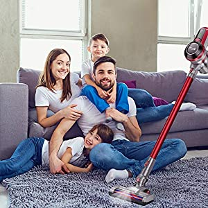 Muzili Vacuum Cleaner H20-180 (20Kpa)