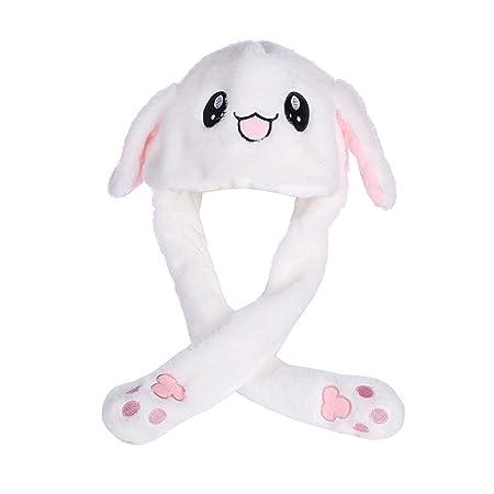 Majome El Sombrero del oído del Conejo Puede Mover los ...