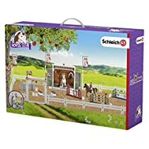 Schleich 42338 Big Horse Show with Riders and Horses Action Figu