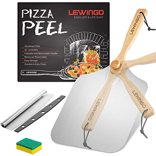 Nice Pizza Peel and cutter
