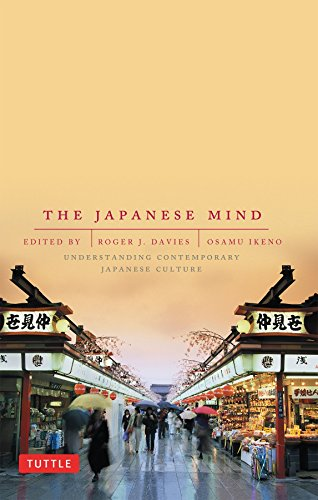 Japanese Mind: Understanding Contemporary Japanese Culture