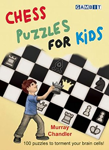 Chess Puzzles for Kids - Kids Chess Puzzle