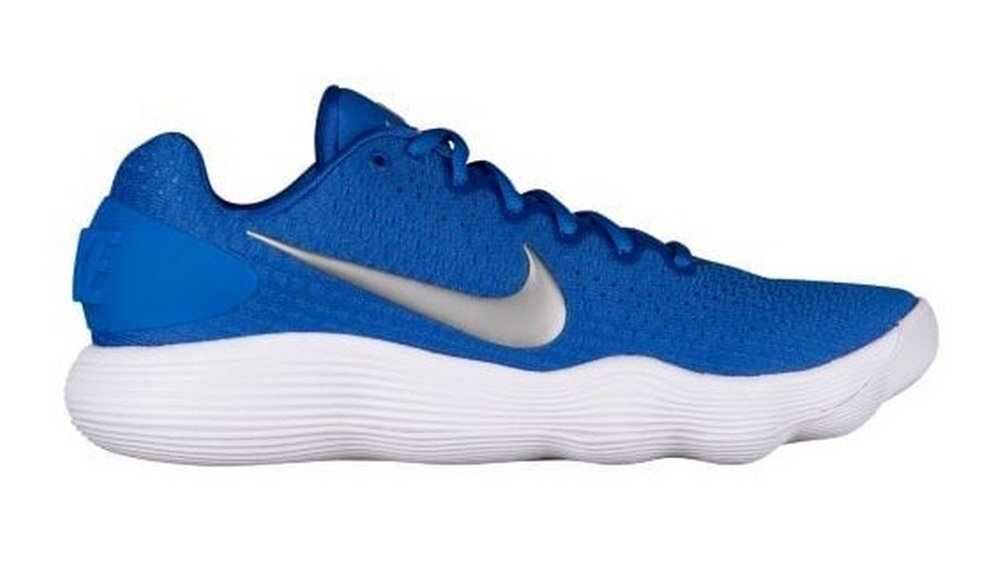 54e2b3b76d75 Nike Men s 2017 Hyperdunk Low Basketball Shoe Royal Blue 897807 402 Size 11   Amazon.co.uk  Sports   Outdoors