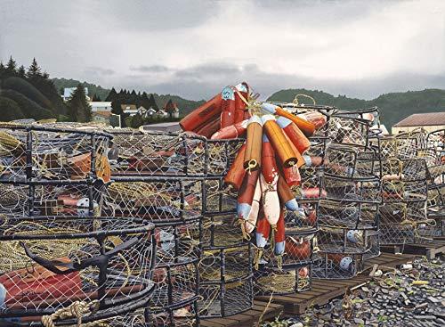 Alaska Crab Traps - Alaska Fine Art