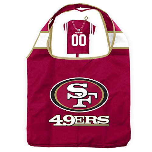 NFL San Francisco 49Ers Bag in Pouch