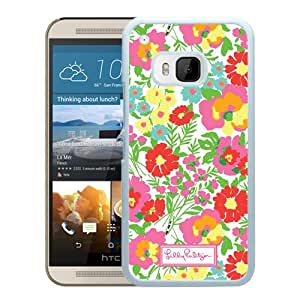 Lilly Pulitzer 06 White New Design Phone Case For HTC ONE M9 Case
