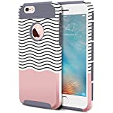 iPhone 6 Cases, iPhone 6S Case, BENTOBEN 2 Piece Ultra Slim iPhone 6 Covers Hard Shell Soft TPU Dual Layer Shockproof...