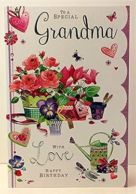 To a Special abuela con amor - Tarjeta de felicitación de ...