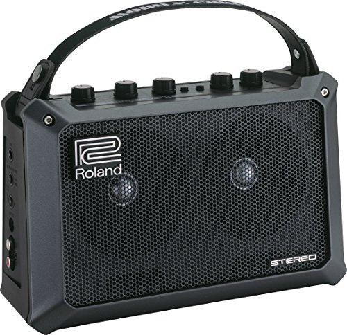 Roland Mobile Cube Battery-Powered Stereo Amplifier from Roland