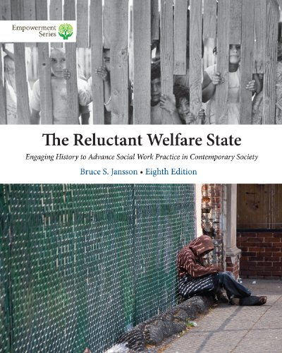 Brooks/Cole Empowerment Series: The Reluctant Welfare State
