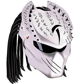 Predator Lobo 09 Custom casco de moto