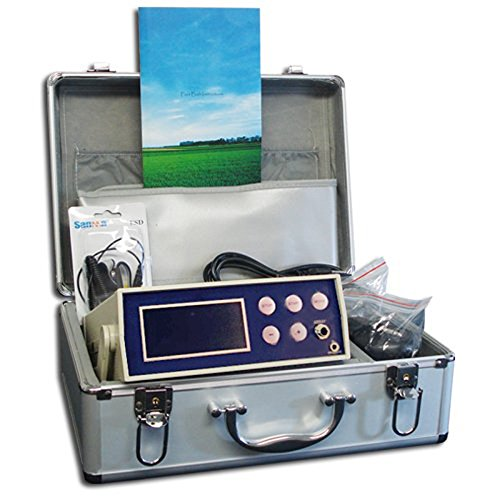 Cell Spa, Fir Belt Chi Ionic Ion Detox Machine Foot Bath Aqua Spa Cleanse (Best Foot Spa Machine)
