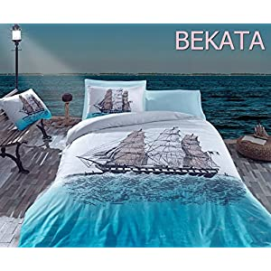 51OK-KFqbmL._SS300_ 100+ Nautical Duvet Covers and Nautical Coverlets For 2020