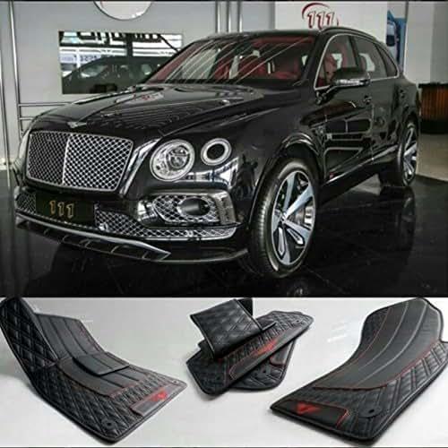 Bentley Suv 4x4 Concept 2007: Amazon.com: Bentley Bentayga SUV Handmade Eco Leather