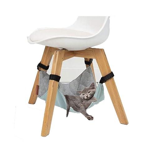 EQT-TEC Hamaca para Gatos Chill out, Hamaca para Gatos, Aprox. 40