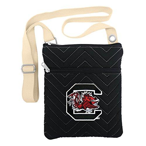 NCAA Chev Stitch Cross Body Purse product image