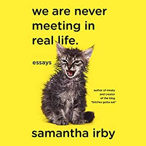 We Are Never Meeting in Real Life Audiobook