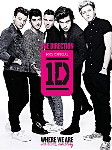 one direction book - 2