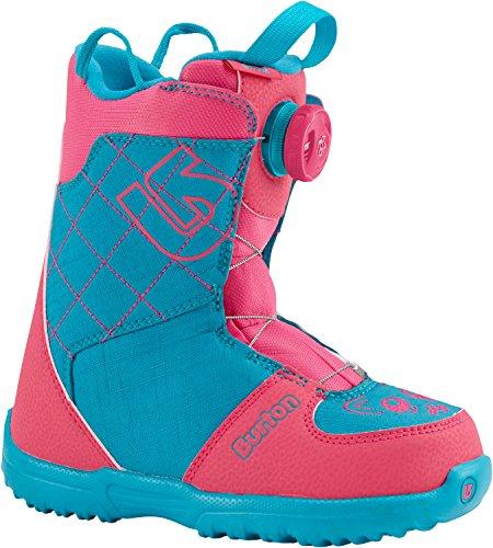 Burton Grom BOA Snowboard Boots Girl's Sz (Burton Grom Snowboard Boots)
