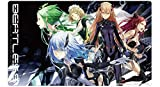 Beatless Full Cast Card Game Character Rubber Play Mat Collection Vol.8 Anime Girls Art