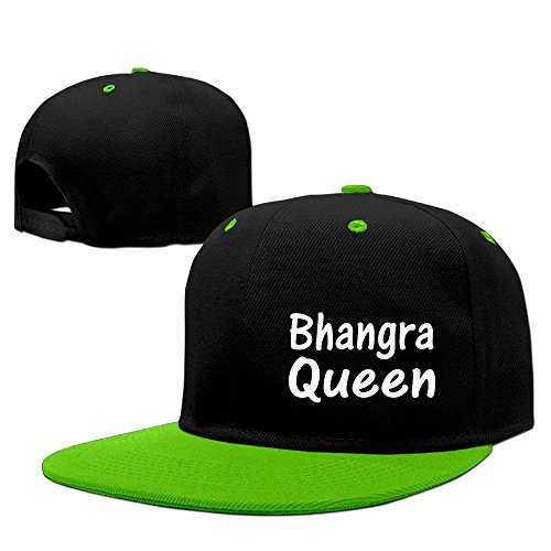 Kooiico Men&women Bhangra Tour Cap Hat Adjustable