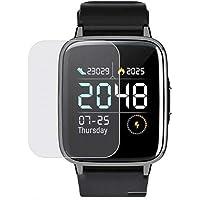Kit 2x Película de Proteção para Haylou LS01 LS02 Xiaomi Smartwatch TPU Gel Flexível