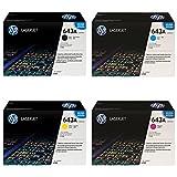 HP Color LaserJet 4700 combo pack - set of 4