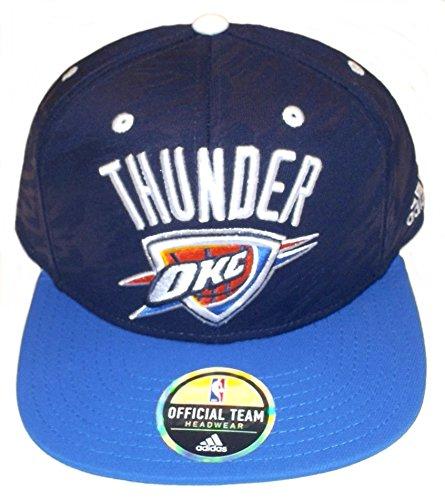 Adidas Official 2013 NBA Draft Cap Oklahoma Thunder!! by adidas